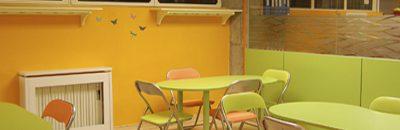 Aide aux devoirs, accompagnement du LFM au centre, activités extra-scolaires, anniversaires (Macubi)